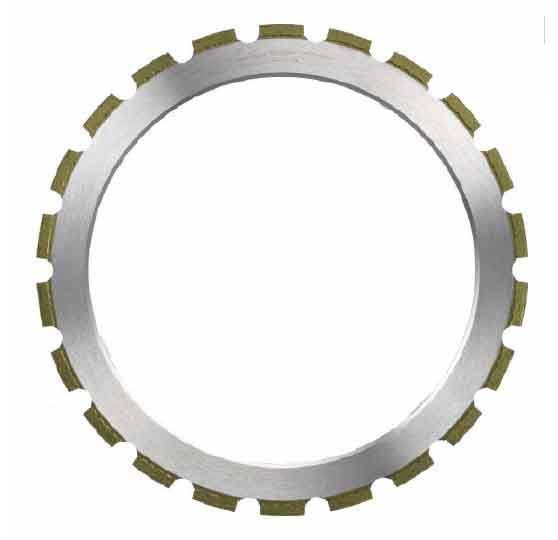 Hycon Ringsaw Blade – Yellow