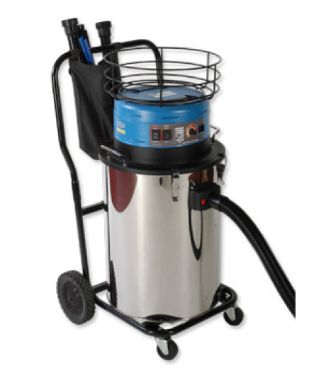 VCE2000 Water & Dust collection system