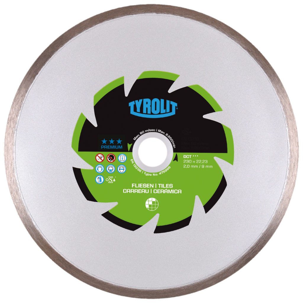 Premium***  DCT*** Table Saw Blades