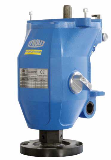Hydraulic Gearbox DGB1000***