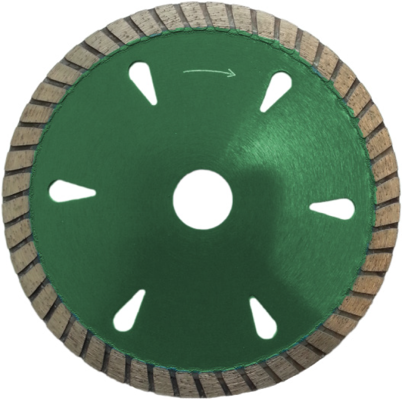 DCT** TILE MIGHTY Dry Cutting Saw Blades